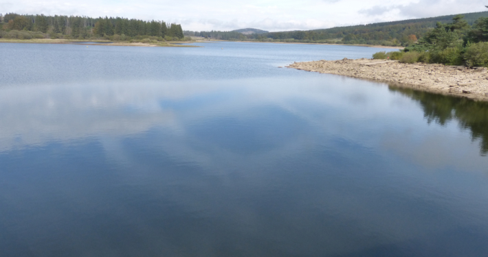 Lac du saut de Vesoles